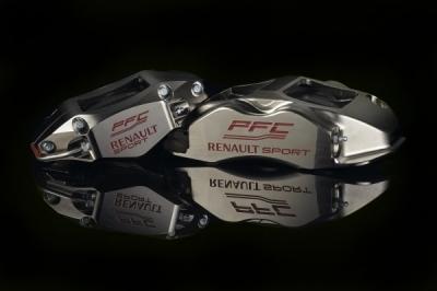 PFC Renault calipers
