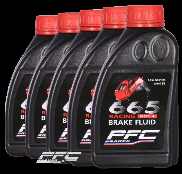 PFC brake fluid