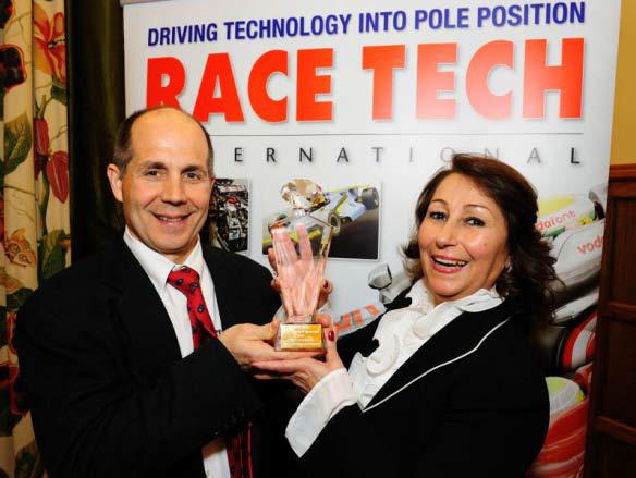 RaceTech award