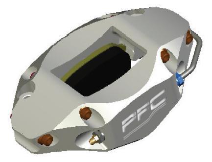 ZR29 caliper