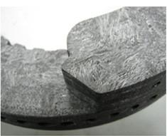 PFC carbon-carbon brakes