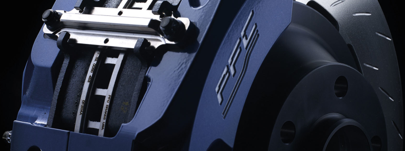 PFC Brakes caliper + disc assembly