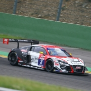 Loeb Audi R8 with PFC Brakes