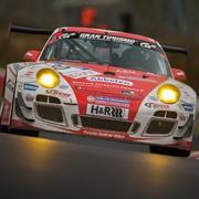 Frikadelli Porsche with PFC Brakes